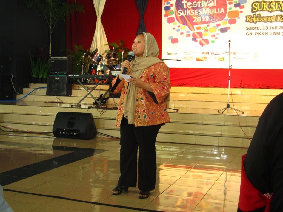 Allisa Wahid