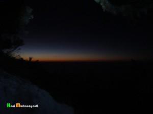 Sunrise Lawu